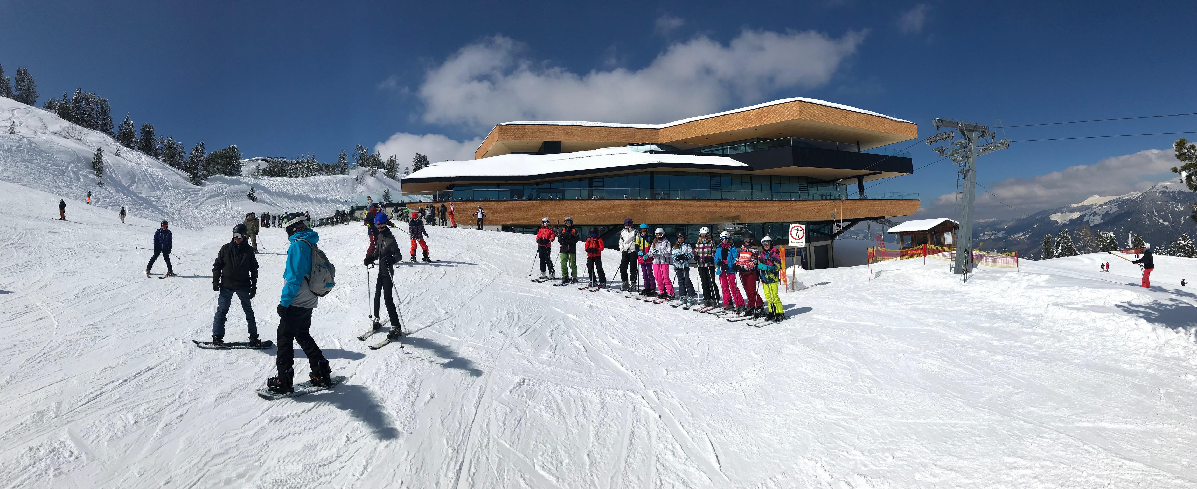 Nice Skiing 2019