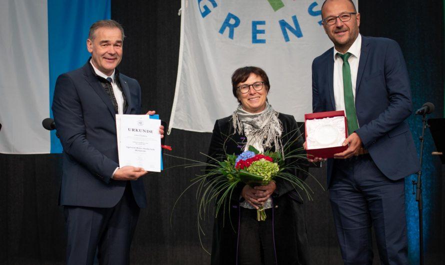 Preis der Euregio Egrensis für Sigmund-Wann-Realschule